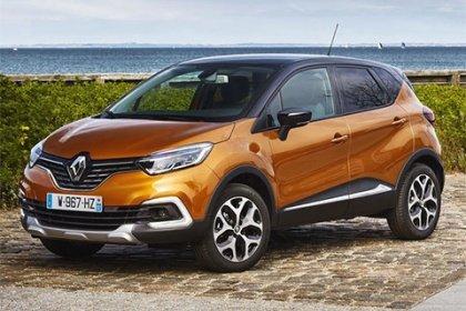 Renault Captur 1.2 TCe Zen
