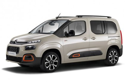 Citroën Berlingo 1.5 BlueHDi 130 S&S MAN6 Shine