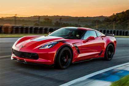 Chevrolet Corvette Grand Sport 6.2 V8 AT Standard