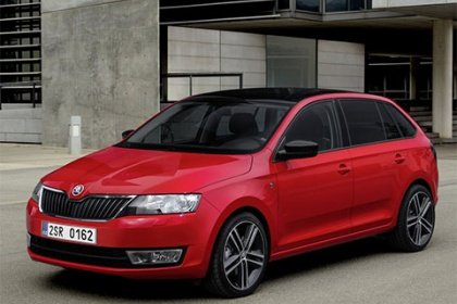 Škoda Rapid Spaceback 1.2 TSI/66 kW Fresh