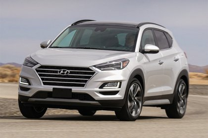 Hyundai Tucson 1.6 T-GDi 130 kW STYLE
