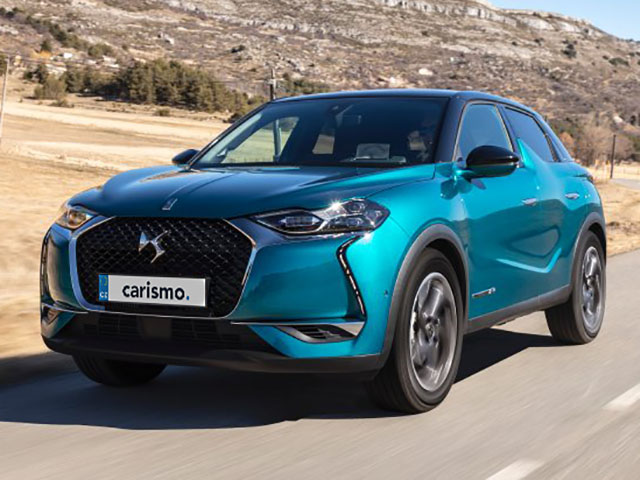 DS 3 Crossback - recenze a ceny | Carismo.cz