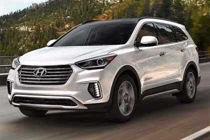 Hyundai Santa Fe 2.2 CRDi VGT 4x4 AT Executive
