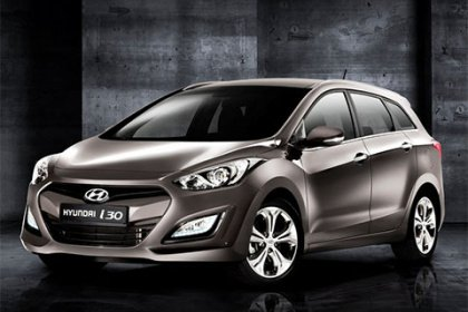 Hyundai i30 kombi 1.0 T-GDI BEST OF CZECH ****