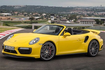 Porsche 911 Cabriolet Carrera 911