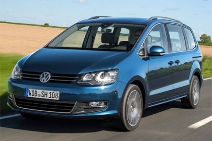 Volkswagen Sharan 2.0 TDI/135 kW 4Motion DSG Highline