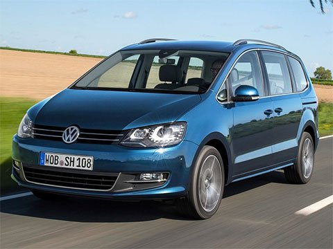 Volkswagen Sharan - recenze a ceny | Carismo.cz