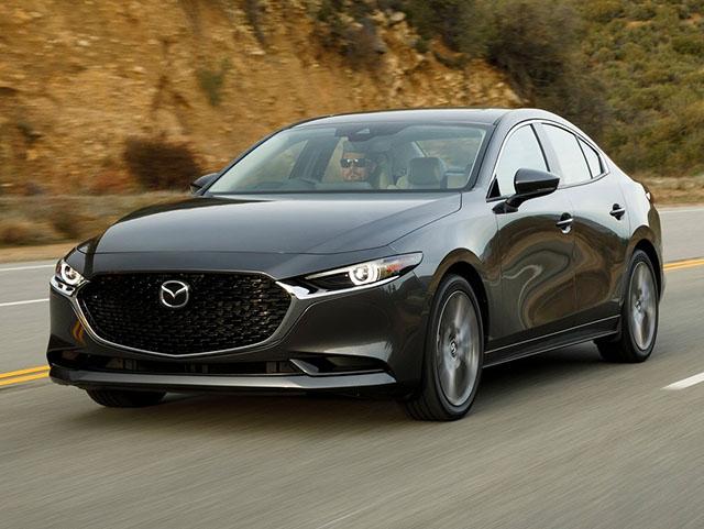 Mazda 3 sedan - recenze a ceny   Carismo.cz