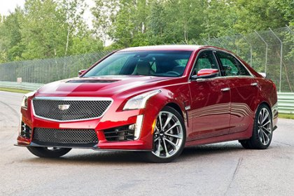 Cadillac CTS 2.0 Turbo Standard