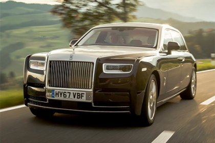 Rolls-Royce Phantom 6.6 V12 [420kW] Phantom