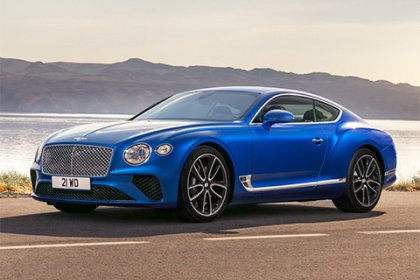Bentley Continental GT 6.0 W12 Supersports Supersports