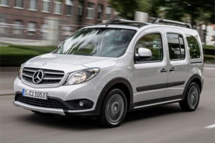 Mercedes-Benz Citan Tourer 112 L