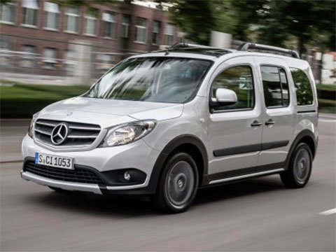 Mercedes-Benz Citan Tourer - recenze a ceny | Carismo.cz