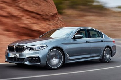 BMW 5 Sedan 520i AT Luxury Line