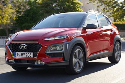 Hyundai Kona 1.6 T-GDI 4x4 Best of Style