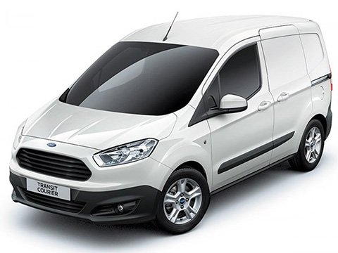 Ford Transit Courier Van - recenze a ceny | Carismo.cz
