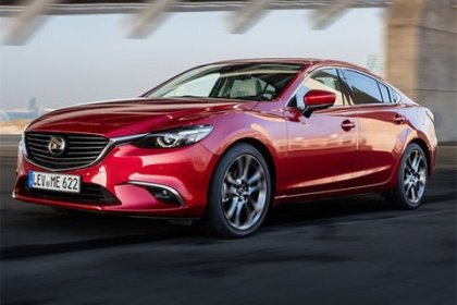 Mazda 6 2.0 Skyactive-G/107 kW Attraction