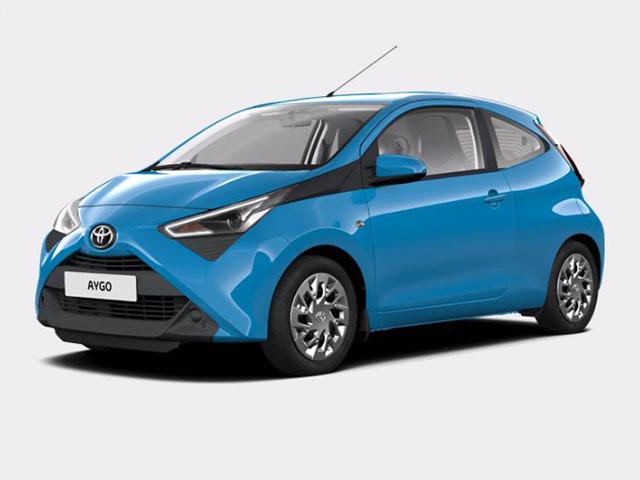 Toyota Aygo 3dv. - recenze a ceny | Carismo.cz