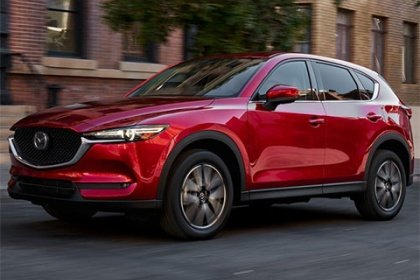 Mazda CX-5 2.2 SKYACTIV-D/110 kW AT Attraction