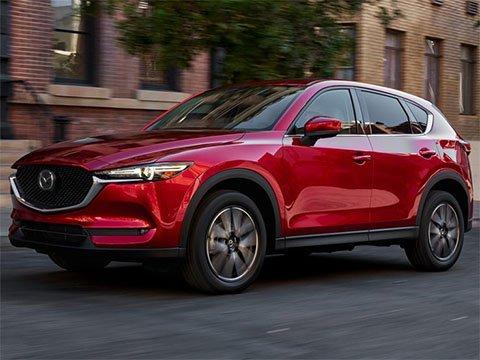 Mazda CX-5 - recenze a ceny | Carismo.cz