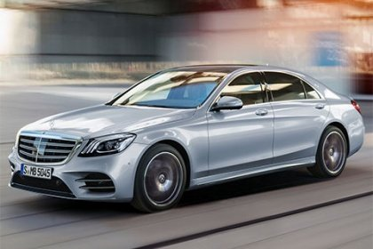 Mercedes-Benz S 400 4MATIC 300