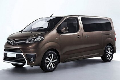 Toyota ProAce Verso Kombi 1.5 D-4D 70kw City