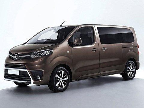 Toyota ProAce Verso Kombi - recenze a ceny | Carismo.cz