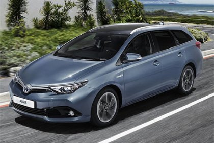Toyota Auris Touring Sports 1.6 Valvematic Multidrive S Freestyle