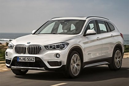 BMW X1 sDrive 16d AT Advantage
