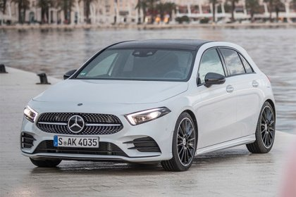 Mercedes-Benz A 200 Advantage