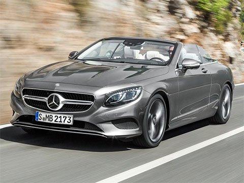 Mercedes-Benz S kabriolet - recenze a ceny | Carismo.cz